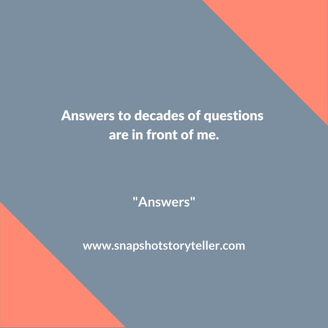 Snapshot Storyteller   Answers #10wordstory   #amwriting #SnapshotStoryteller #creativestoryteller #creative #storyteller #creativewriter #IWrite #WriteOn #writersofinstagram#10wordstory #10wordstories